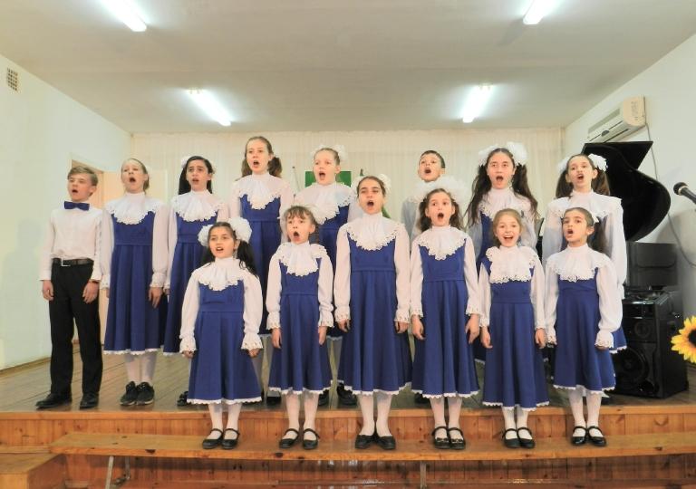 Концерт к 95-летию Тахтамукайского района