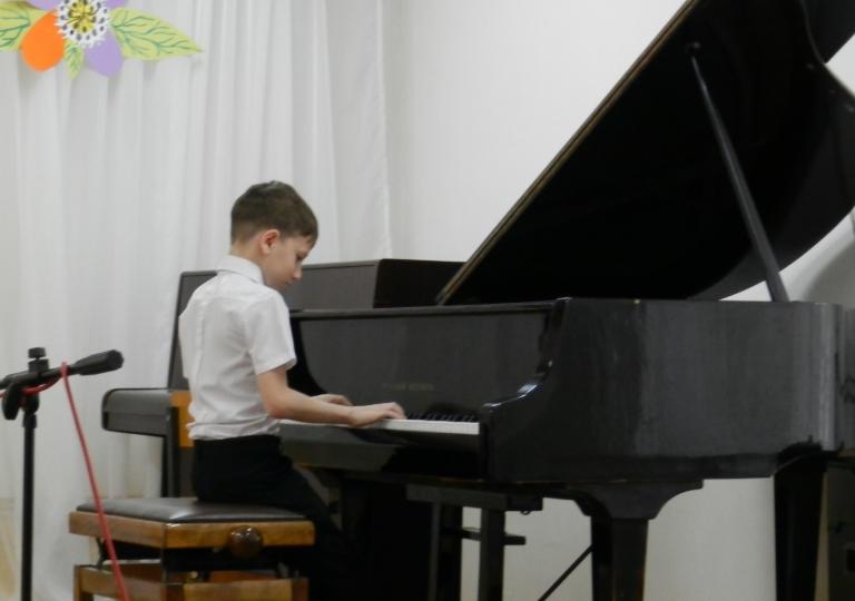 Годовой отчетный концерт МБУ ДО
